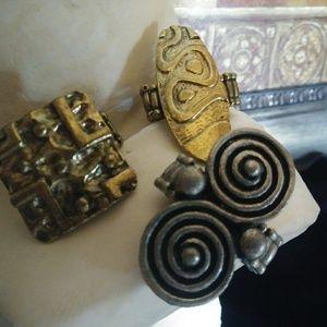 3 Metallic SeXy Rings